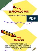 ENSAYO DE