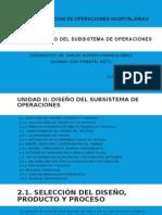 Diseño de Subsistemas