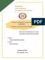 Monografia de Realidad Nacional y Regional