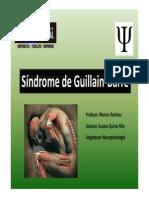 Síndrome de Guillain-Barré NEURO