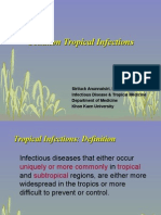 Common Tropical Infection
