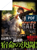 The New Gate Volume 3 - Vitor