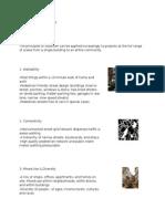 Principles of Urbanism