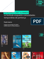 GUERRA, Paula (2014) – Remember last Summer
