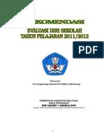 1. Format Rekomendasi EDS