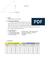 Statprob Final Assignment 2015