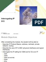 NSN GLN0 Interrogating IP