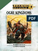Ogre Kingdoms AOS