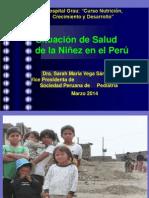 1. Situacion de Salud de La Niñez en El Perú