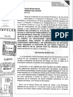Solicitud de deuda al Congreso de Jalisco