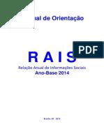 Manual Rais 2014