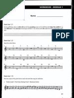 Music 001 Module 1 Exercises