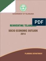 Telangana Socio Economic Outlook 2014