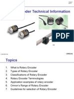 Rotary Encoder Training Material