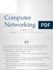 Computer Networks HW1 Solutions