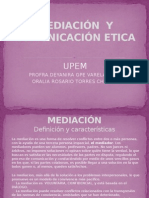 Exposicion Oralia Mediacion y Comunicacion