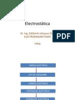 Electromagnetismo, Electrostática.