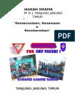 Berikut Ini Naskah Drama Pendek PMR SMPN 1 Tanjung Jabung Timur