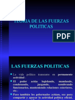 7.Teoria de Las Fuerzas Politicas Unab