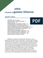 Constantin Dobrogeanu Gherea-Studii Critice 09