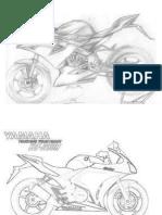 Desain Sepeda Motor