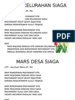 Mars Desa Siaga