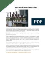Instalaciones Electricas Comerciales