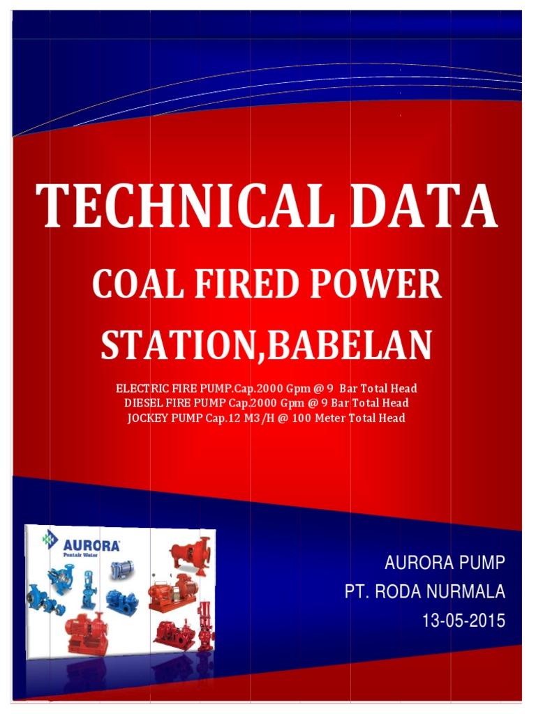 Tech Data 2000 Gpm-For Fuel Handling System Rev 01 | Jakarta | Valve