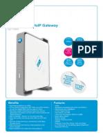 Pace 921VNX Wireless DSL VoIP Gateway