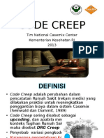 Code Creep