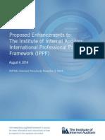 IPPF Exposure Draft English
