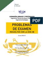 Problemas Examen EHE Hormigón