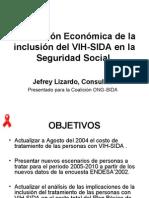 El Vih-sida en La Seguridad Social.pptjeffrey Lizardo