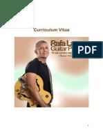 Rafa Larez CV