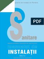 Enciclopedia Tehnica de Instalatii Manualul de Instalatii Editia AIIa Instalatii de Sanitare