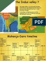 Indus Valley Power Point