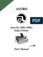 AJ1000E Parts Rev E