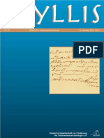 Bekic, Pesic, Scholz, Mestrov - Archaeologische Unterwasserforschung an Der Prehistorische Fundstatte Pakostane - Janice, Kroatien 2014-Skyllis-14-Heft-1