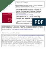 'Occupy Israel'_ a Tale of Star - Alimi, Eitan Y