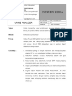 Ika Lk 003 Urine Analyzer