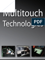 Multi Touch Technologies