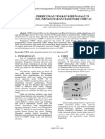 6. Model Perhitungan Tingkat Kedewasaan TI Menggunakan Framework COBIT 4.1