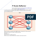 BGP Route Reflector