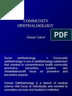 Community Ophthalmology Int_l Class
