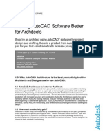 Autocad for Architects Whitepaper 2008