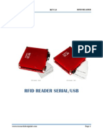 Rfid Reader USB-Serial