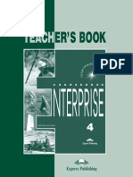 Enterprise 4 Teacher's Book