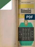 Algebra XI 1987
