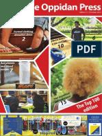 The Oppidan Press Edition 11 2015