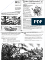 Epic 40k 3rd Edition Historical Scenarios